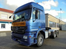 Mercedes exceptional transport tractor unit