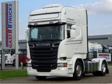 Scania R520 V8 euro 6 retarder streamline / Leasing tractor unit