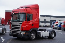 Scania G 420 / MANUAL / EURO 5 / HIGHLINE tractor unit