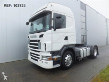 Scania G400 EURO 5 GERMAN REGISTRATION tractor unit
