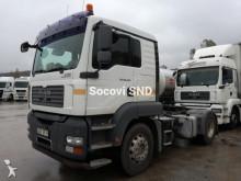 tracteur MAN TGA 18/480 hydraulique fond mouvant boite neuve