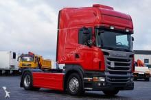 ciągnik siodłowy Scania / R 420 / E 5 / OPTICRUISE / TOPLINE