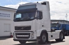 Volvo FH 460 / Globetrotter / EEV / Hydro / Leasing tractor unit