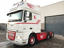 trattore DAF XF105.510 SUP/SSC - 10 Tires - Intarder - PTO