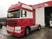 cabeza tractora DAF XF 105-510 MANUEL GEARBOX VERRY NICE TRUCK