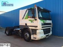 cabeza tractora DAF CF 85 460 EURO 5, Manual, Retarder, Airco