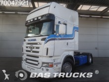 Scania R500 4X2 Manual Retarder Standklima V8 Euro 3 tractor unit