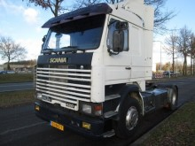Scania 143-420 tractor unit