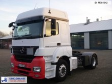 Mercedes Axor 1840 4x2 manual EURO 5 + PTO + ADR tractor unit