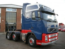 Volvo FH520 GLOBETROTTER XL TRACTOR UNIT 2008 P55 PGM tractor unit