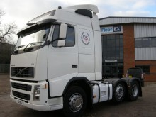 tracteur Volvo FH GLOBETROTTER TRACTOR UNIT 2008 W2 RJJ