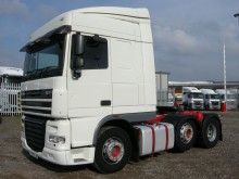 DAF XF105 460 SPACE CAB TRACTOR UNIT 2010 VX10 BJO tractor unit