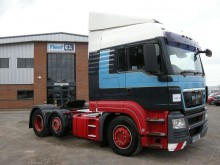 MAN TGS 24.440 tractor unit
