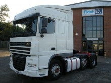trattore DAF XF105 460 SPACE CAB TRACTOR UNIT 2010 VX10 BJJ
