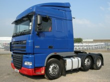 DAF XF105 460 SPACE CAB TRACTOR UNIT 2011 SL11 BBL tractor unit