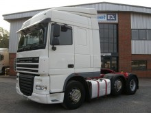 DAF XF105 460 SPACE CAB TRACTOR UNIT 2010 VX10 BKD tractor unit