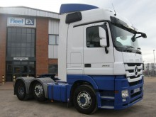 trattore Mercedes ACTROS 2546 MEGASPACE TRACTOR UNIT 2010 AY10 WVS