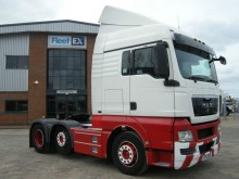 MAN TGX 26.440 XLX TRACTOR UNIT 2012 SF12 BBZ tractor unit