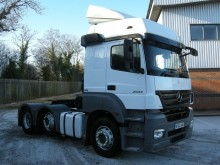 Mercedes AXOR 2543 TRACTOR UNIT 2010 KY60 AWG tractor unit