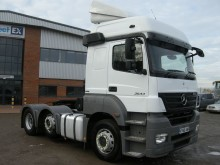 Mercedes AXOR 2543 TRACTOR UNIT 2010 KY60 AWR tractor unit