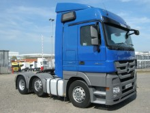 trattore Mercedes ACTROS 2546 MEGASPACE TRACTOR UNIT 2011 AV60 XKO