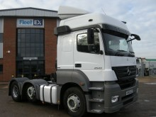 trattore Mercedes AXOR 2543 TRACTOR UNIT 2010 KY60 AZZ