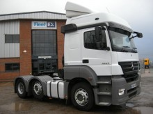 Mercedes AXOR 2543 TRACTOR UNIT 2010 KY60 AWM tractor unit