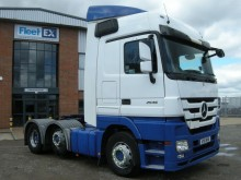 Mercedes ACTROS 2546 MEGASPACE TRACTOR UNIT 2010 AY10 WVK tractor unit