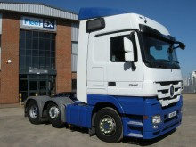 trattore Mercedes ACTROS 2546 MEGASPACE TRACTOR UNIT 2010 AY10 WVE