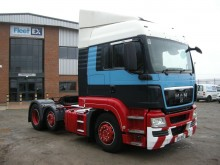 MAN TGS 24.440 EURO 5 LX TRACTOR UNIT 2011 SF11 BXC tractor unit
