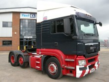MAN TGS 24.440 EURO 5 LX TRACTOR UNIT 2011 SF11 BVZ tractor unit