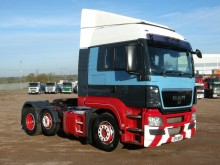 MAN TGS 24.440 EURO 5 LX TRACTOR UNIT 2011 SF11 BXR tractor unit