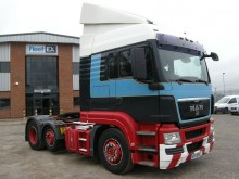 MAN TGS 24.440 EURO 5 LX TRACTOR UNIT 2011 SF11 BXG tractor unit
