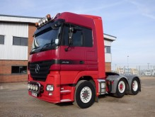 trattore Mercedes ACTROS 2546 MEGASPACE TRACTOR UNIT 2007 FX07 CHG