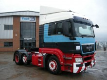 MAN TGS 24.440 EURO 5 LX TRACTOR UNIT 2011 SF11 BWB tractor unit