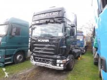 Scania R420 Topline tractor unit