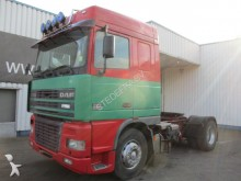 DAF XF 95 430 , Spacecab , Euro 2 , ZF Manual Gearbo tractor unit
