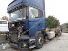 trattore Scania R 500 TOP LINE 3 ASSI CASSE MOBILI