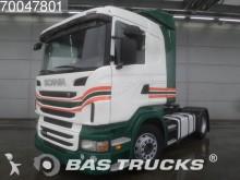 Scania R420 4X2 Manual Retarder Euro 5 tractor unit