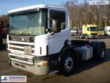 Scania P114- 380 4x2 manual + Retarder tractor unit