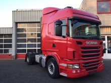 Scania G420 LA4X2MNA MANUAL GEARBOX INTARDER ONLY 651.9 tractor unit