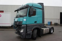 Mercedes Actros 1848 MP4 Retarder Euro 6 2014 NO TACHO tractor unit