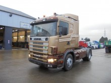 Scania 114 - 380 tractor unit