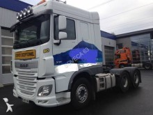 DAF XF105 FAT 510 tractor unit