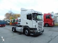 Scania R 420 Retarder, Klima, Euro 4, Schaltgetriebe tractor unit