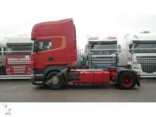 Scania R 500 V8 MANUAL GEABOX ETADE TOPLINE tractor unit