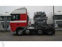 tracteur DAF XF105.410 6X2 SPACECAB