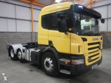trattore Scania P400 EURO 5 PET REGS 6 X 2 TRACTOR UNIT - 2011 - NJ61 OTD