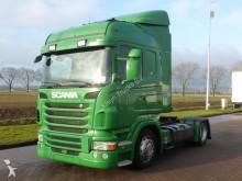 Scania R400 HIGHLINE MEB 2X TANK tractor unit