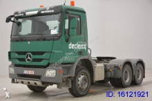 Mercedes Actros 3344S - 6x4 tractor unit